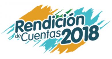 RENDICIÓN DE CUENTAS 2018